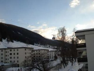 Davos Platz: 2. 5 BR - Apartment for rent