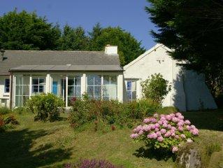 Romantisches Cottage mit Meerblick im irischen Südwesten