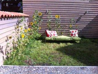 Ferienhaus mit kleinem Garten an der Mosel