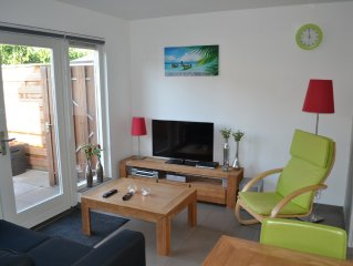 Amsterdam and the beach? Luxury Apartment Klimduin Castricum, for 2 persons