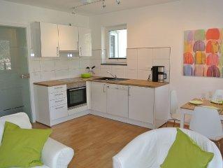 Freundliches komplett ausgestattetes 50 qm Apartment am Festspielhaus