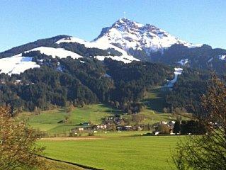 Wunderschone, grosszugige Villa mit herrlichem Bergblick