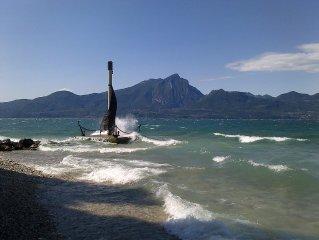 Geraumige Wohnung am Gardasee