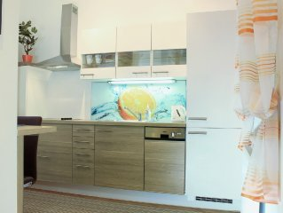 Apartment absolut neu, ruhig, zentral, 500m vom Westbahnhof