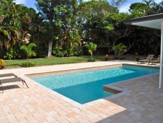 House  in Naples Florida - Gehentfernung zum Strand