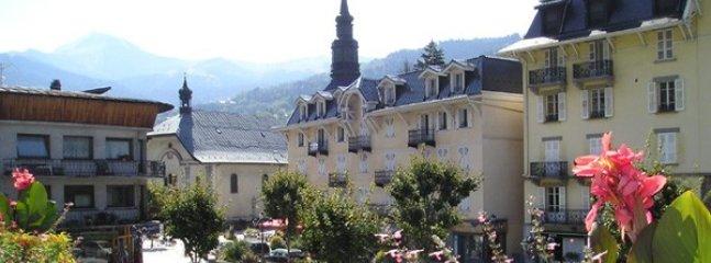 Village de St Gervais****