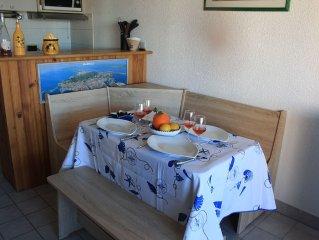 Magnifique appartement avec vue exceptionnelle pour curistes et vacanciers