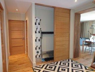 Bel appartement spacieux avec grande terrasse