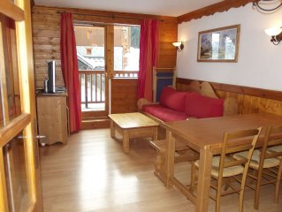 Appartement Oz en Oisans 4 a 6 personnes