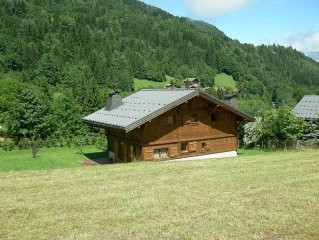 COMFORTABLE 3 * MOUNTAIN CHALET 10 Persons
