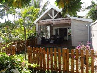 IPOMEA  bungalow de charme La Saline les bains
