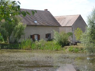 Maison Gite en pleine nature
