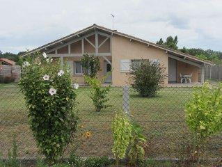 Maison classee 3 etoiles ( C D T des Landes )