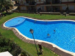 Appartement a la cote avec piscines a en loticiel residential