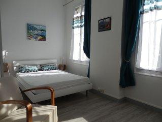 appartement cote jardin en centre ville Rochefort/mer
