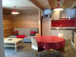 APPARTEMENT 6 PERSONNES 51 M2 Location semaine ou Week end