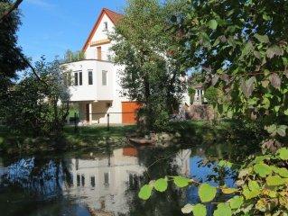 Holiday cottage for 4 * 6/8 + Tortu Rhine adjacen