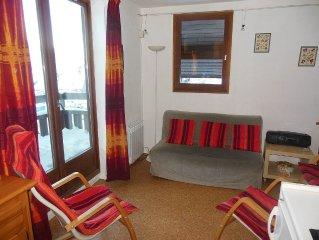Appartement Duplex au coeur de Samoens. 5/6 personnes