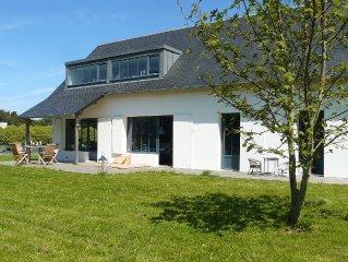 Belle maison, proche de la plage : 2 chambres, 4 couchages