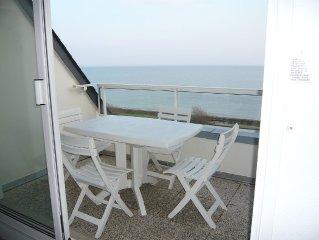 Appartement avec acces et vue imprenable sur mer