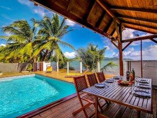 Martinique - Villa avec vue mer et piscine privee - 4 Chambres - VillaVEO