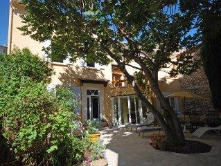 Charmante maison de village de 170 m² jusqu'à 8 personnes à Sablet