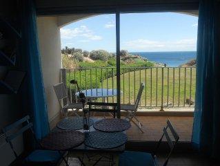 Studio Cap d'Agde 4P outstanding sea view