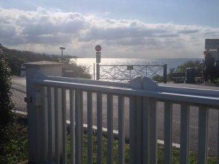 Villa au bord de la plage d'Erromardie Saint Jean de Luz