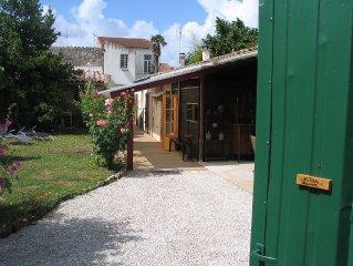 Belle maison de caractère Marennes Oléron.