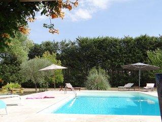 CASAMIGOS : maison indépendante avec piscine