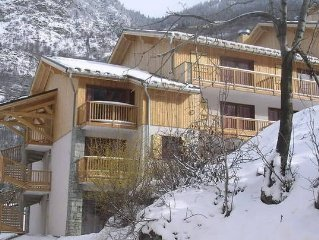 Appartement T2 4p Residence avec Spa Orelle / Val-Thorens / Les 3 Vallees