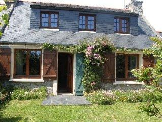Penty breton traditionnel rénové et tout confort