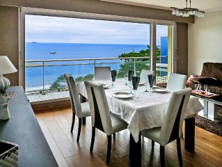 Apartment with an amazing view of the sea