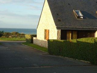 Maison situee a 50m de la mer vue imprenable
