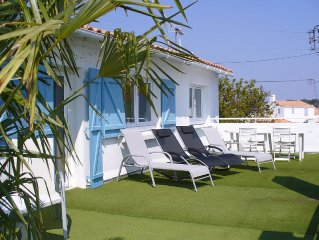 HOUSE 5 rooms Comfortable MINT to Noirmoutier-EN-ILE (Centre)