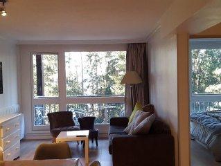 Arcs 1800,  Res.Thuria, appartement 8p, renove, GARAGE, proche commerces et ski