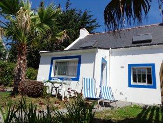 Appartement avec jardin à 150m du port de Sauzon, Belle Ile en Mer