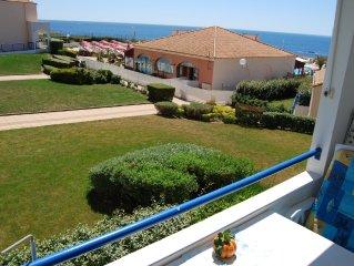 Bel appartement avec vue directe sur la mer - Limite Les Sables