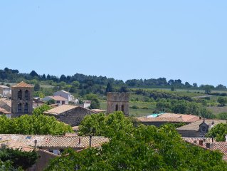 Pleasant stay in the Minervois