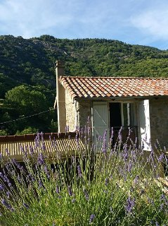 Renovated stone house private river access, Welcoming and very well equipped