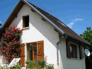 Gite in a detached house in the Grande Chartreuse