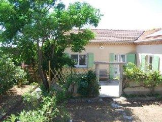 Maison a Allauch en Provence a 2 km de Marseille, a 12 km de la mer