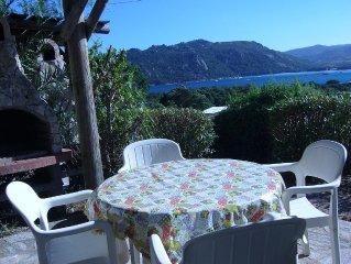 Mini Villa Residence BELLA VISTA  300 Metres de la plage de SANTA GIULIA