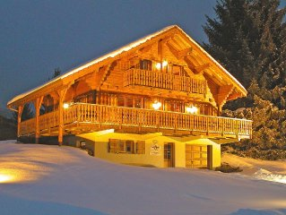 Chalet 130m2, WIFI, 5 minutes from Gerardmer, 4 bedrooms + playroom