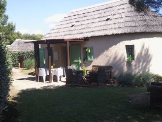 Fisherman Farmhouse haven of peace between sea and marine lake in comfortable c