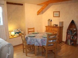 Appartement au coeur de Fecamp, bord de mer, falaises - agree tourisme 2 etoiles