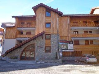 Appartement de standing avec vue sur montagne et wifi