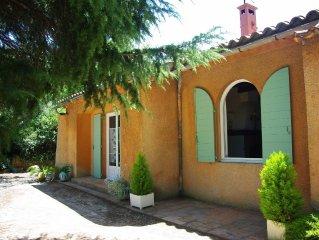 Villa de caractere - Accueillante et confortable - a 200 m de la mer - Sanary