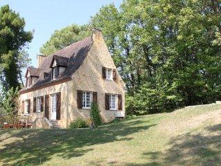 Maison de charme avec piscine au coeur du Périgord Noir (Classée 4 étoiles)