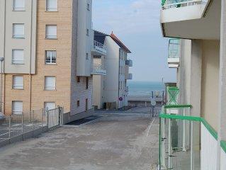 T2 cabine 48m2 - 4 pers tout confort - balcon expo SUD vue mer